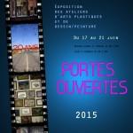 AFFICHE PORTES OUVERTES 2015