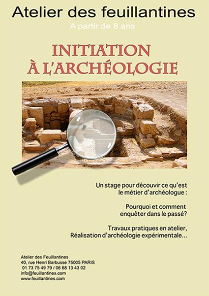 s-Initiation ARCHEO
