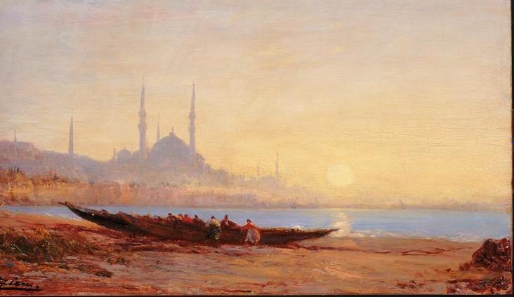 carnet de voyage de constantinople à Istanbul
