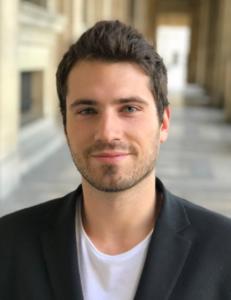 Armand Ledanois, étudianten mécanique des fluides,en stage à l'ENS et à l'université de Goteborg en Suède.